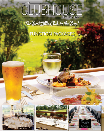 Clubhouse Function Package 2020